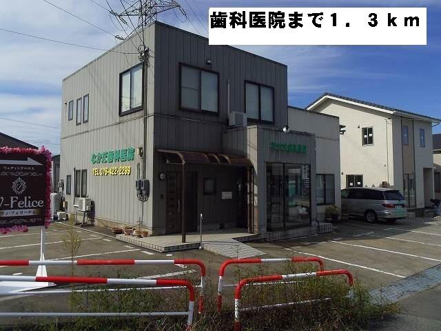 物件番号: 1110300058 アン ディマンシェD  富山市萩原 1LDK アパート 画像15