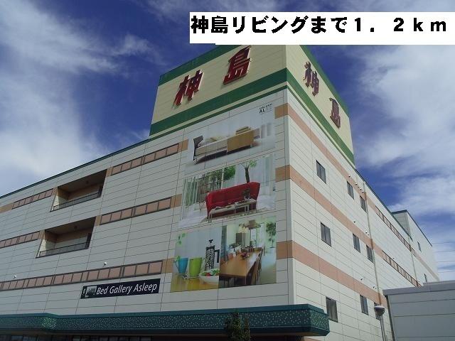 物件番号: 1110300058 アン ディマンシェD  富山市萩原 1LDK アパート 画像16