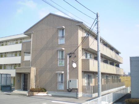 物件番号: 1110303738 M'sハイム  富山市萩原 1R アパート 外観画像