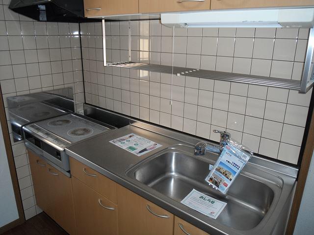 物件番号: 1110300227 グランディールⅡ  富山市山室荒屋 2LDK アパート 画像2