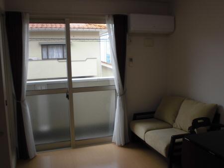 物件番号: 1110300272 アイリス・ハイツ  富山市山室 1LDK アパート 画像2