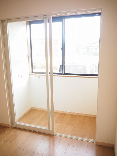 物件番号: 1110300301 ベルビィトンB  富山市町村1丁目 2DK アパート 画像9