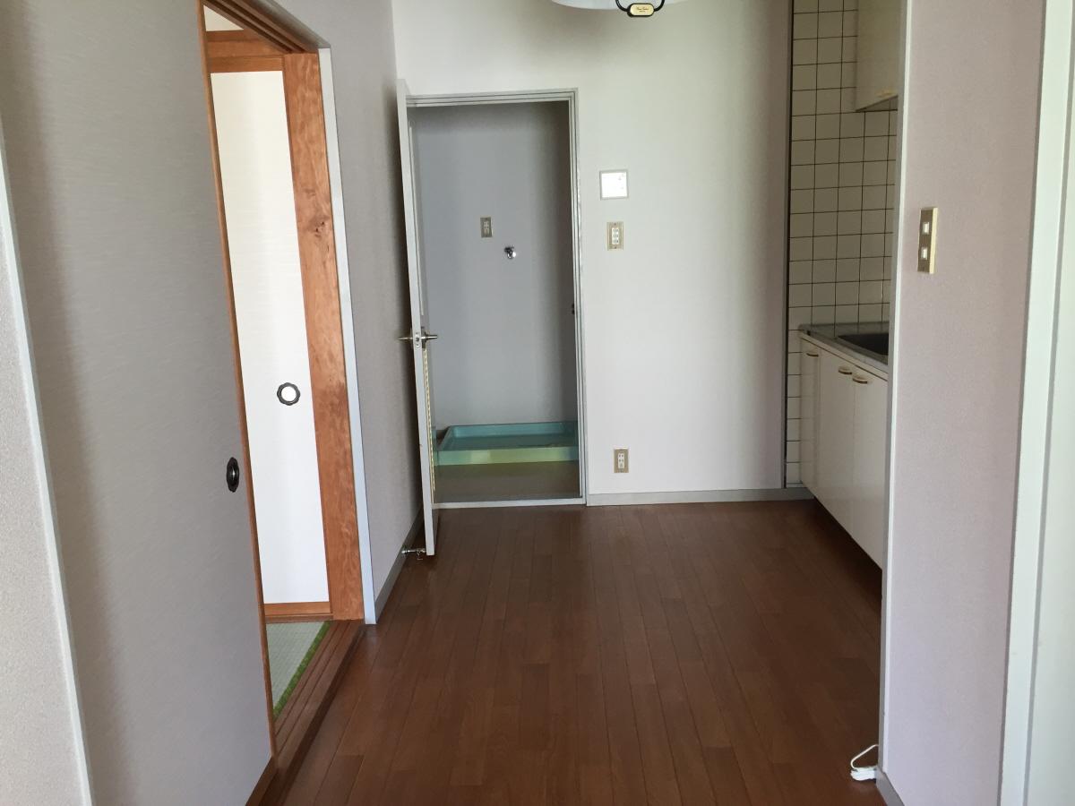物件番号: 1110300388 リトルK  富山市高屋敷 2LDK アパート 画像2