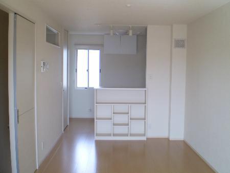 物件番号: 1110300397 D-room秋吉B棟  富山市秋吉 1LDK テラスハウス 画像1