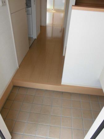物件番号: 1110300397 D-room秋吉B棟  富山市秋吉 1LDK テラスハウス 画像9