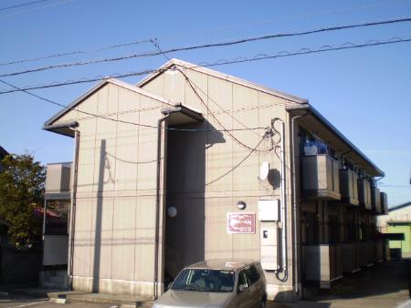 物件番号: 1110302354 ルミエールM  富山市曙町 1K アパート 外観画像