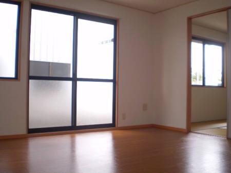 物件番号: 1110300438 リシェス・オカザキ  富山市黒崎 1LDK アパート 画像3