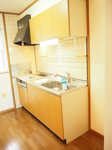 物件番号: 1110300684 グランディールⅢ  富山市山室荒屋 2LDK アパート 画像1
