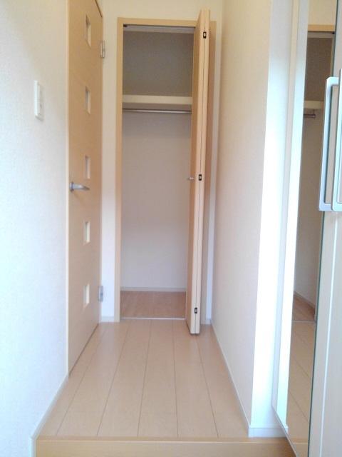 物件番号: 1110300733 ドゥ・ファミーユC  富山市常盤台 2LDK アパート 画像13