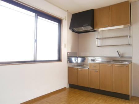 物件番号: 1110300824 ニューセジュールM  富山市下奥井1丁目 1LDK アパート 画像4