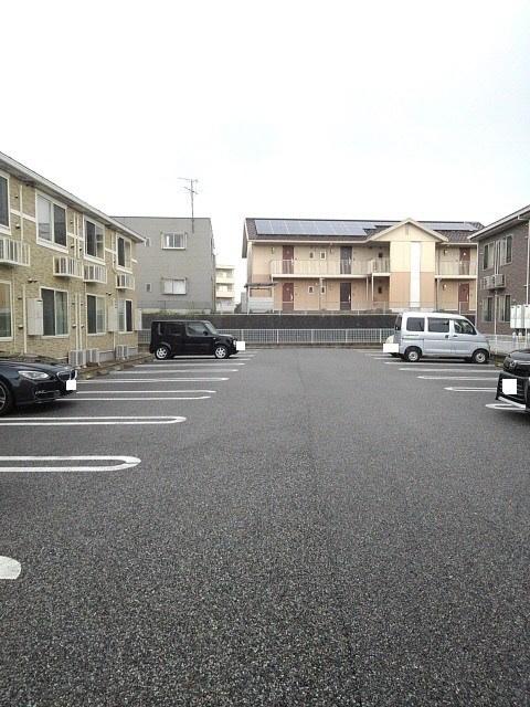 物件番号: 1110301405 アッシュ8 A  富山市常盤台 1K アパート 画像11