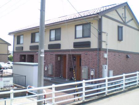 物件番号: 1110308831 ジュネスOne  富山市黒崎 1K アパート 外観画像