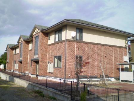 物件番号: 1110304209 レ・セリジエ  富山市赤田 2DK アパート 外観画像