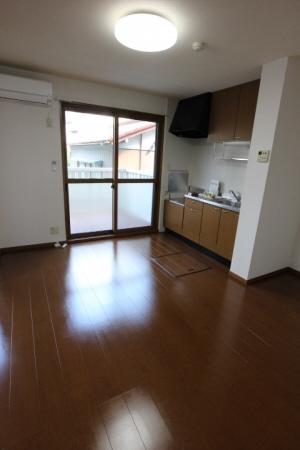物件番号: 1110301669 レ・セリジエ  富山市赤田 2DK アパート 画像3