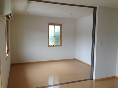物件番号: 1110301835 ルシエルⅡ B  富山市西大沢 2LDK アパート 画像2