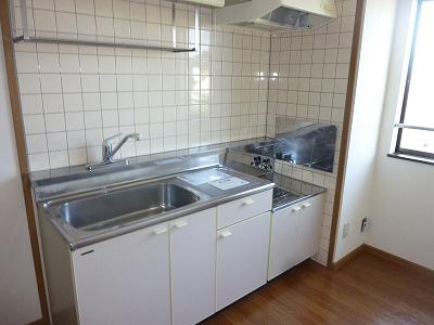物件番号: 1110301869 サニーサイド松ヶ丘  富山市山室荒屋 2DK アパート 画像2
