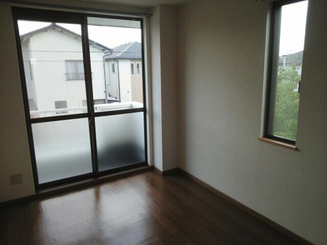 物件番号: 1110301869 サニーサイド松ヶ丘  富山市山室荒屋 2DK アパート 画像1