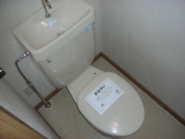 物件番号: 1110301869 サニーサイド松ヶ丘  富山市山室荒屋 2DK アパート 画像5