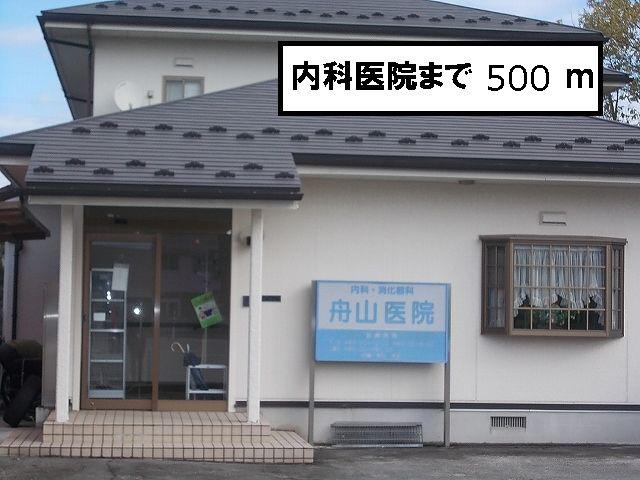 物件番号: 1110301869 サニーサイド松ヶ丘  富山市山室荒屋 2DK アパート 画像13