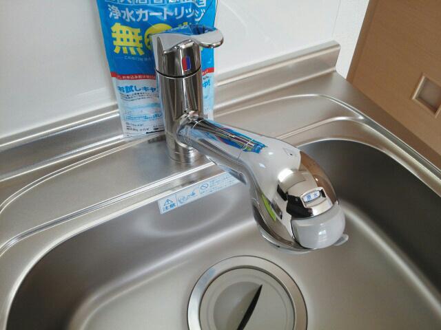 物件番号: 1110302040 アメージング藍  富山市本郷町水上割 1DK アパート 画像9