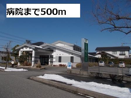 物件番号: 1110302045 アルナージュ  富山市常盤台 1LDK アパート 画像17