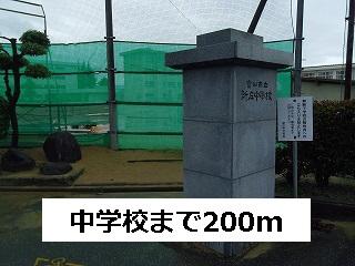 物件番号: 1110302047 アルナージュ  富山市常盤台 1LDK アパート 画像21