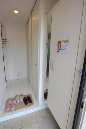 物件番号: 1110302060 D-room 本郷新B  富山市本郷新 1LDK アパート 画像8