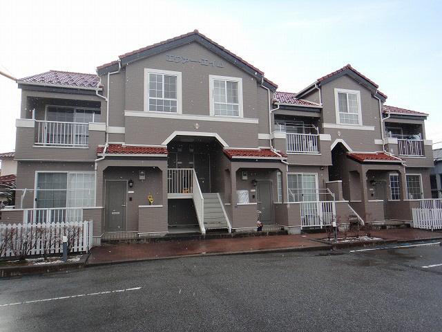 物件番号: 1110308467 エヴァー・エイム  富山市上赤江町 2LDK アパート 外観画像