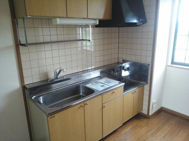 物件番号: 1110302423  富山市中川原 2DK アパート 画像2