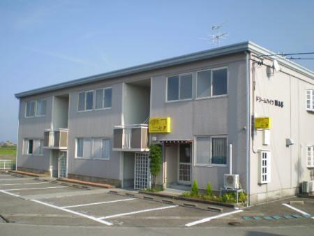 物件番号: 1110302443  富山市手屋2丁目 2LDK アパート 外観画像