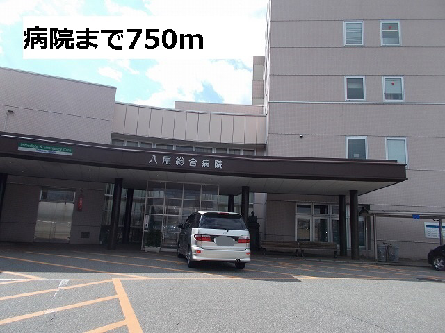 物件番号: 1110304540 エトワール八尾  富山市八尾町福島4丁目 1LDK アパート 画像12