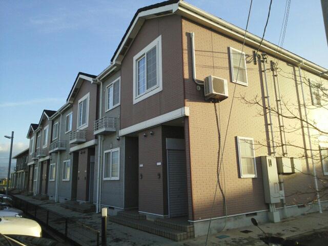 物件番号: 1110302844 カーサ・エクセレント  富山市水橋中村 2LDK アパート 外観画像