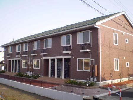 物件番号: 1110303013 ブランズコート  富山市大泉 1LDK アパート 外観画像
