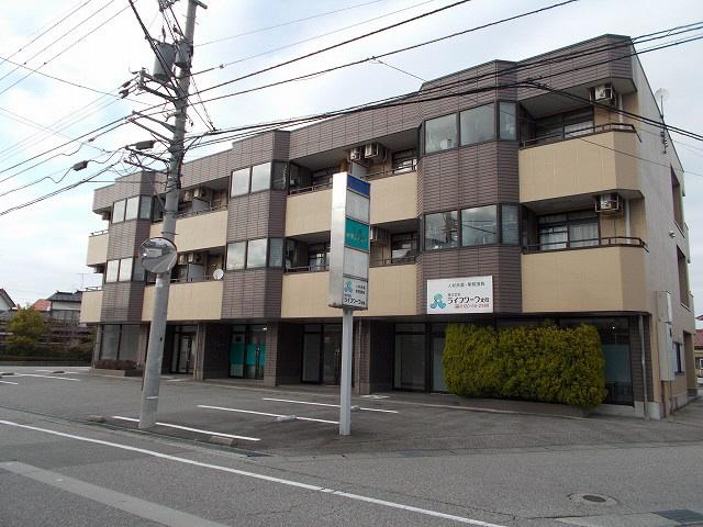 物件番号: 1110303069  富山市新庄町 1LDK マンション 外観画像