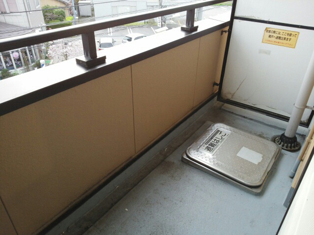 物件番号: 1110303069  富山市新庄町 1LDK マンション 画像8