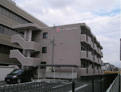 物件番号: 1110306377 ハートフルマンションエクセラン  富山市黒崎 2LDK マンション 外観画像
