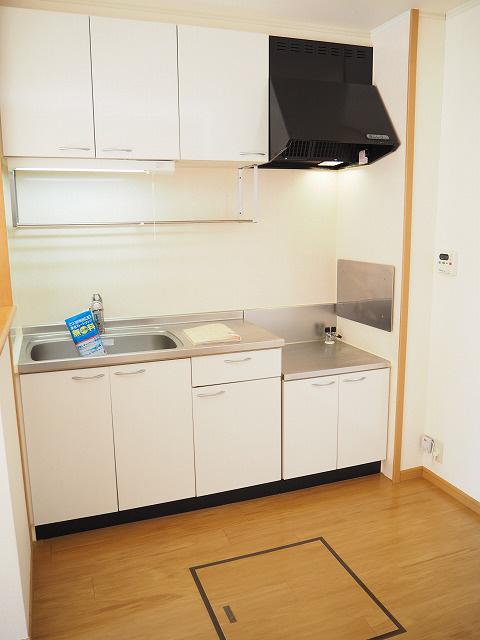 物件番号: 1110303569 エアリーガーデン  富山市有沢 1LDK アパート 画像2