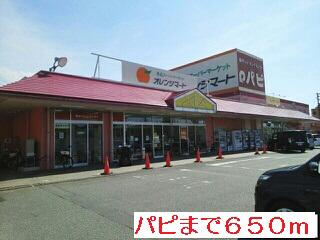 物件番号: 1110303578 カーサ・ブローテⅠ  富山市婦中町麦島 2DK アパート 画像25