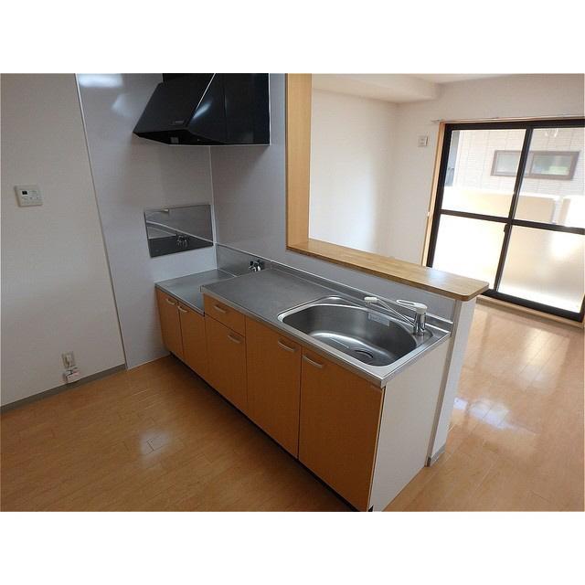 物件番号: 1110305696 ハートフルタウン桜  富山市山室 2LDK マンション 画像2