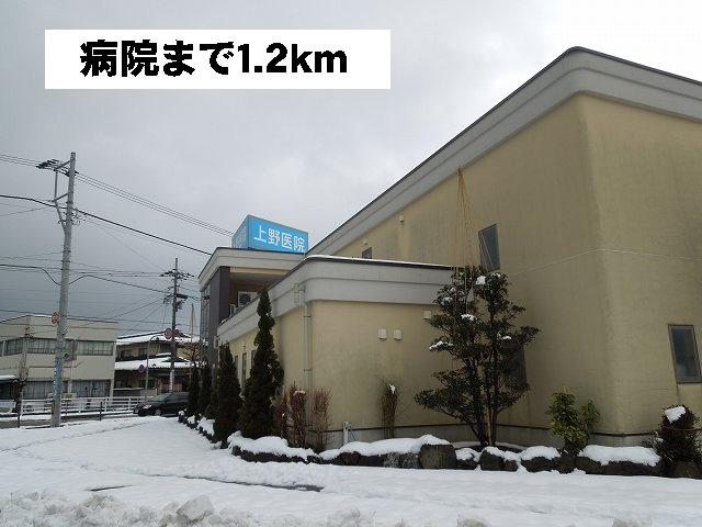 物件番号: 1110308467 エヴァー・エイム  富山市上赤江町 2LDK アパート 画像14