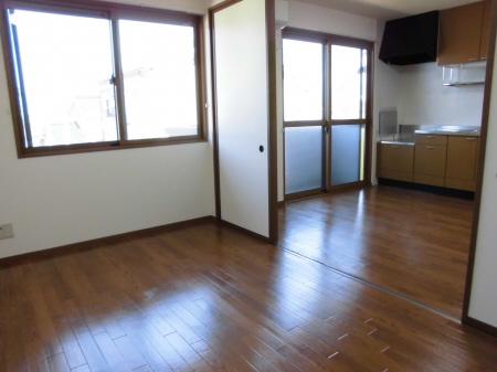 物件番号: 1110304209 レ・セリジエ  富山市赤田 2DK アパート 画像1