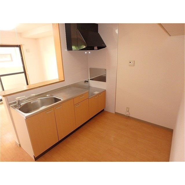 物件番号: 1110304386 ハートフルタウン桜  富山市山室 2LDK マンション 画像2