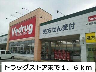 物件番号: 1110309305 カレントⅡ  富山市婦中町袋 1LDK アパート 画像5