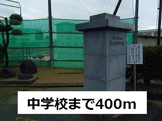 物件番号: 1110304774 グランMIKI常盤台Ⅱ  富山市常盤台 2LDK アパート 画像21