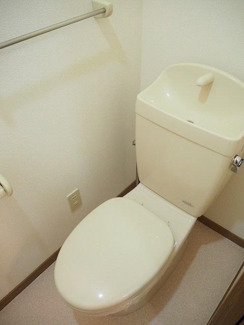 物件番号: 1110304902 クワット  富山市上大久保 2DK アパート 画像4