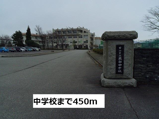 物件番号: 1110309213 サニーパティオⅡ  富山市長江4丁目 1K アパート 画像21