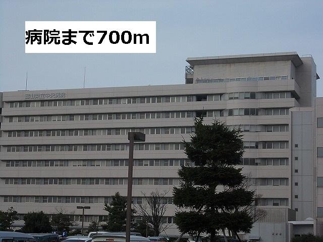 物件番号: 1110309213 サニーパティオⅡ  富山市長江4丁目 1K アパート 画像26