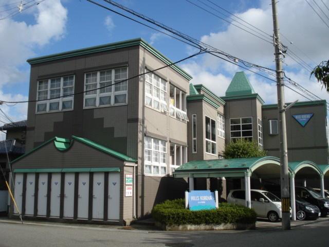 物件番号: 1110308644 ヒルズ呉羽  富山市追分茶屋 2DK アパート 外観画像