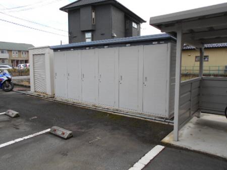 物件番号: 1110305738 ドゥ・プランタン  富山市上袋 1LDK アパート 画像29