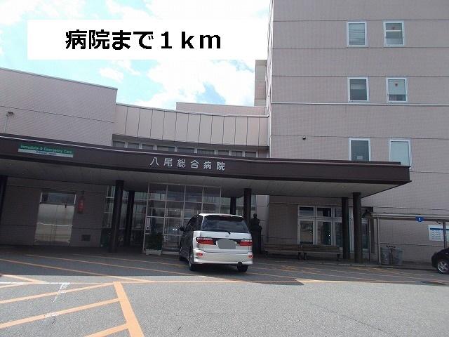 物件番号: 1110305784 エトワール八尾Ⅴ  富山市八尾町福島 1LDK アパート 画像26